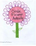 Circle Flower Activity