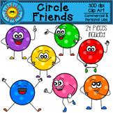 Circle Friends Clip Art