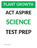** ACT Aspire ** like practice questions - Tomato Plants