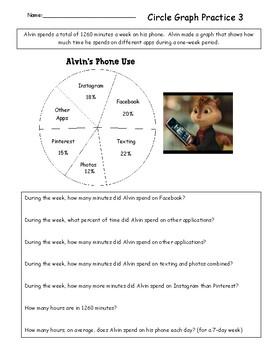 Circle Graph Practice