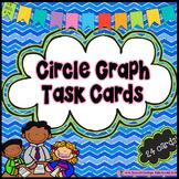 Circle Graph Task Cards