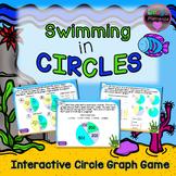 Circle Graphs: An Interactive Game (SOL 6.14)