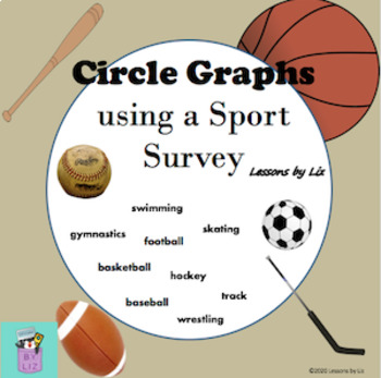 Circle Graphs using a Sport Survey