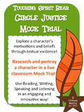 Circle Justice Mock Trial (Touching Spirit Bear)
