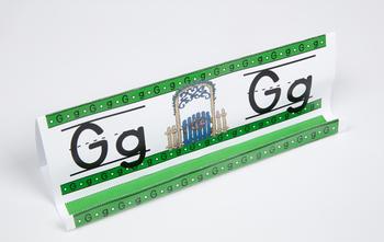 Circle-Line Alphabet GrandStand: G