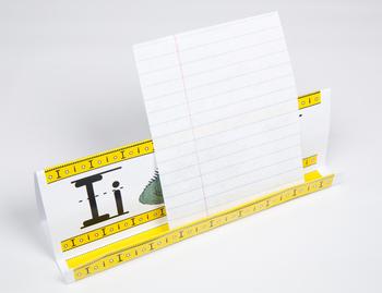 Circle-Line Alphabet GrandStand: I