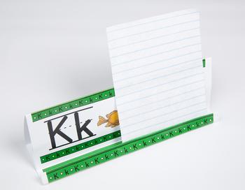 Circle-Line Alphabet GrandStand: K