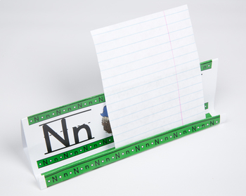 Circle-Line Alphabet GrandStand: N