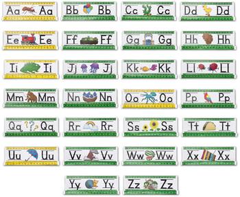 Circle-Line Alphabet GrandStand Packet