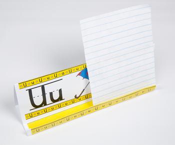 Circle-Line Alphabet GrandStand: U