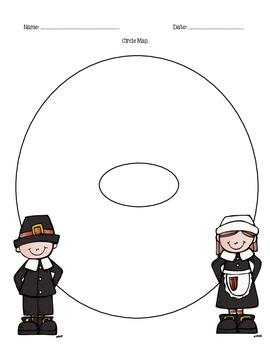 Circle Map - Pilgrims