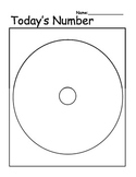 Circle Map: Today's Number