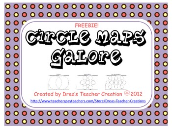 Circle Maps Galore