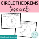 Circle Mixed Review Task Cards