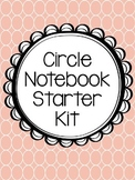 Circle Notebook Starter Kit