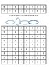 Circle Number Pairs: Sums from 1 to 20