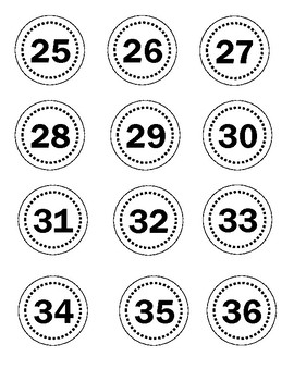 Circle Numbers 1 ! Worksheets & Teaching Resources | TpT
