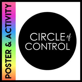 Circle Of Control Sorting Activity