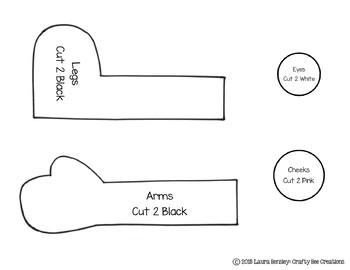 Circle Pal Cut and Paste