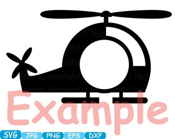 Circle Plane toy clip art logo labels frame Helicopter War Army Navy -294s