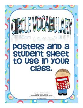 Circle Posters