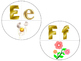 Circle Puzzles for all Letters