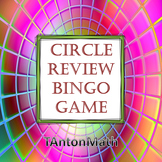 Circle Review Bingo Game