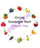 Circle Scavenger Hunt