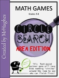 Area {Circle Search Game}