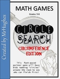 Circumference {Circle Search Game}
