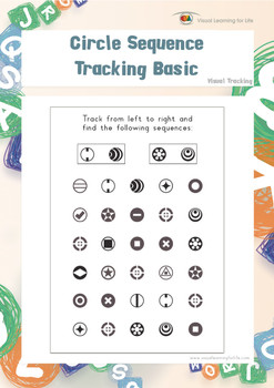 Circle Sequence Tracking Basic