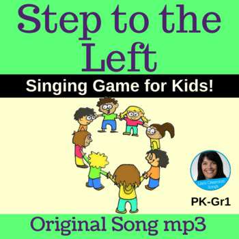 "Circle Singing Game | ""Step to the Left"" by Lisa Gillam 