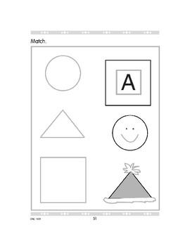 Circle, Square, Triangle