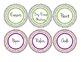 Circle Supply Labels