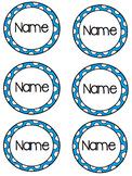 Circle Tags