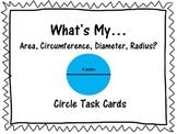 Circle Task Cards