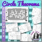 Circle Theorem CROSSNUMBER
