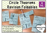 Circle Theorems Foldables