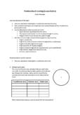 Circle Theorems - IGCSE - PBL