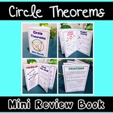 Circle Theorems - Mini Review Book