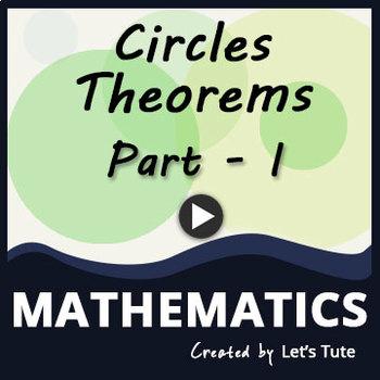 Circle Theorems - Part 1