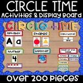 Circle Time Activities & Display Board