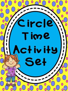 Circle Time Activities for Upper Primary