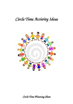 Circle Time Activity Pack