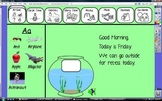 Circle Time Activity for the Promethean Board