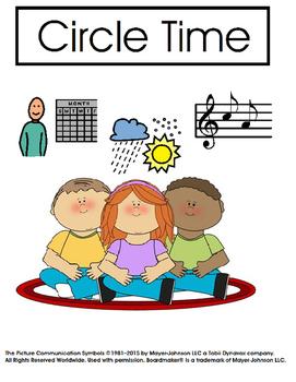 Circle Time Binder