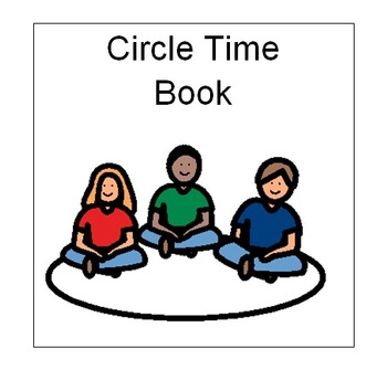 Circle Time Book By Ecteaching Teachers Pay Teachers