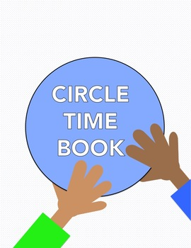 Circle Time Interactive Book