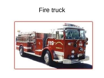 Circle Time- Fire Safety- Autism