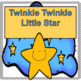Circle Time Fun,  Twinkle Twinkle Little Star, Interactive Book, Rebus, Reader